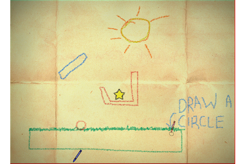 Crayon Physics Deluxe Review