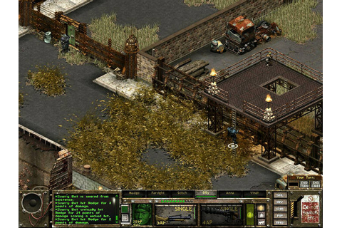 Better Maps image - Fallout Tactics Redux mod for Fallout ...