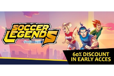 Soccer Legends Free Download (Early Access) « IGGGAMES