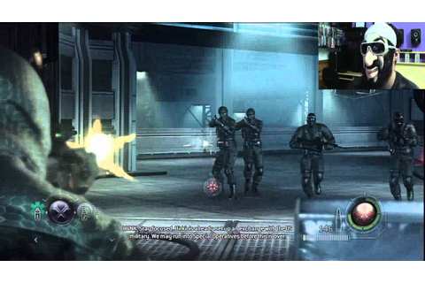 Resident Evil Operation Raccoon City PS3. Game Play - YouTube