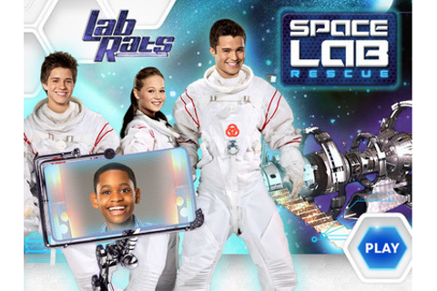 Lab Rats: Space Lab Rescue | Disney Games