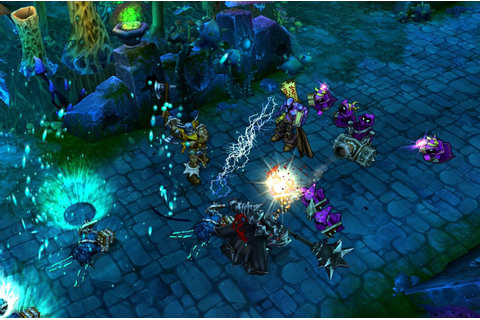 League of Legends free pc games - Muhammad Usman Mughal