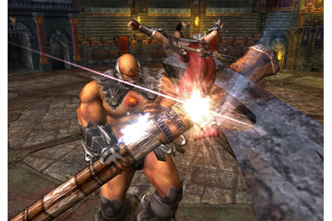 SoulCalibur Legends (Game) | GamerClick.it