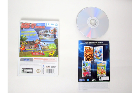 Sonic & SEGA All-Stars Racing game for Nintendo Wii | The ...