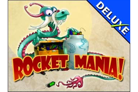 Download Rocket Mania Deluxe Full Version for PC - Deltamin
