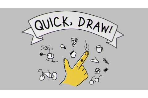 Google's Quick, Draw! can decipher your awful drawing ...