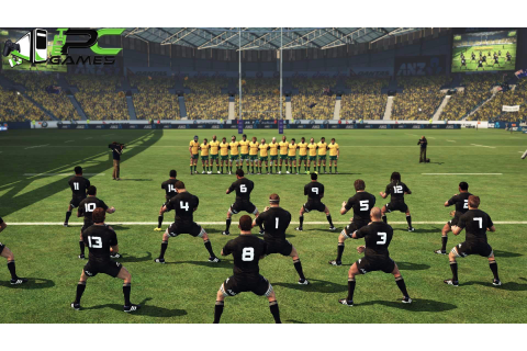 Rugby Challenge 3 PC Game Free Download