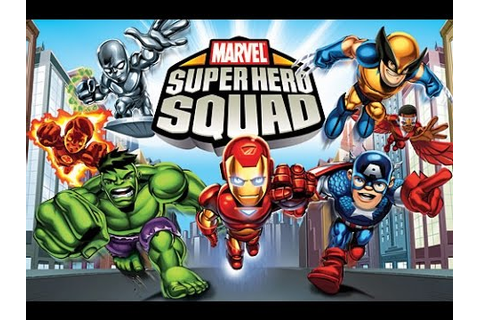 Marvel Super Hero Squad The Infinity Gauntlet Walkthrough ...