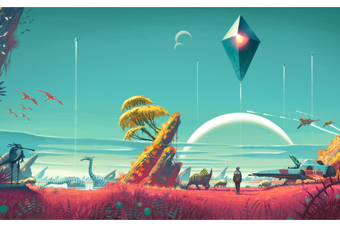 No Man's Sky Game Wallpapers | HD Wallpapers | ID #15132