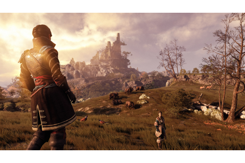 GreedFall Review - Spiders Levelling Up