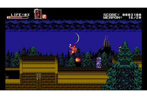 Bloodstained: Curse of the Moon Free Download (v1.1.2 ...