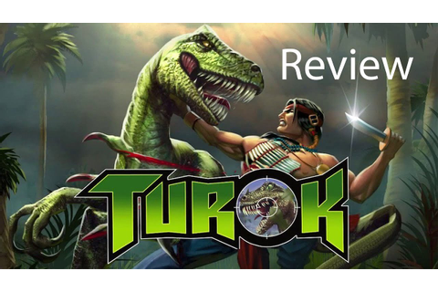Turok Xbox One Gameplay Review & Turok 2: Seeds of Evil ...