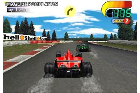 F1 World Grand Prix 2000 (USA) Sony PlayStation (PSX) ISO ...