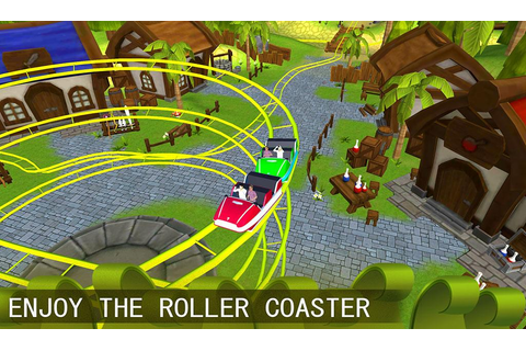 Crazy Roller Coaster Frenzy 3D - Android Apps on Google Play