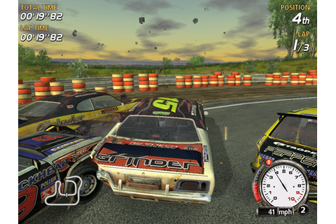 FlatOut 1 Game - Free Download Full Version For PC