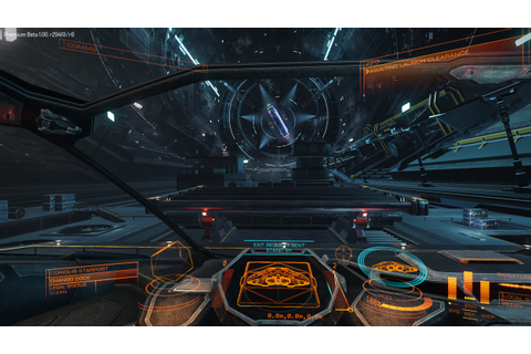 A few weeks in deep space with the Elite: Dangerous ...