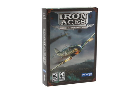 Iron Aces: Heroes of WWII PC Game - Newegg.com
