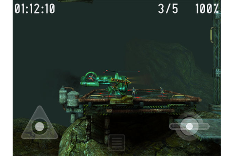 iPhone + iPad Gems: Boss Battles, Dark Meadow, Gyro13 ...