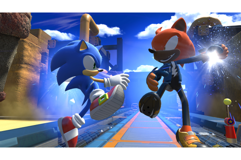Sonic Forces Gets 'Rental Avatar' Details and New Gameplay ...