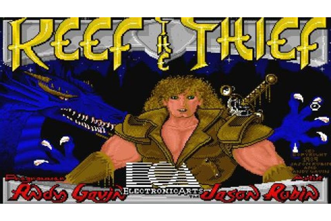 Keef The Thief gameplay (PC Game, 1989) - YouTube