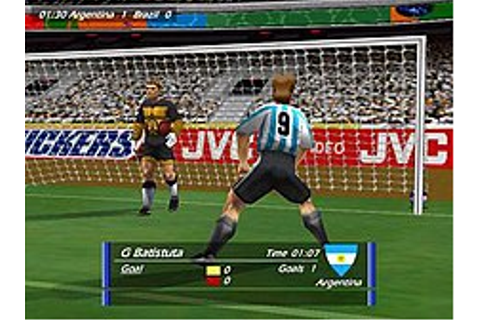 World Cup 98 (video game) - Wikipedia