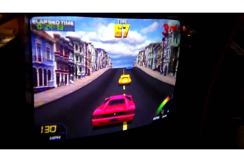 Midway & Nintendo's Awesome Cruis'n USA Arcade Game ...
