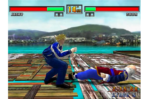 Virtua Fighter 3 Download on Games4Win