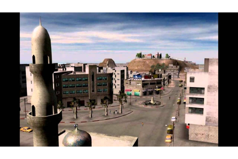 Global Conflicts Palestine PC 2007 Gameplay - YouTube