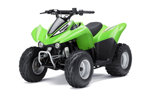 2011 KAWASAKI KFX 90 pictures | ATV Accident lawyers info