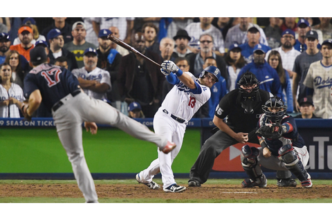 World Series Game 3: Dodgers Defeat Red Sox In 18-Inning ...