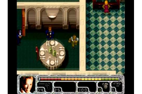 True Lies (SNES) - Video Game Review - YouTube