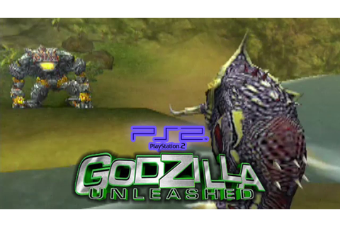 [PS2] All Monster Intros (Godzilla: Unleashed) - YouTube