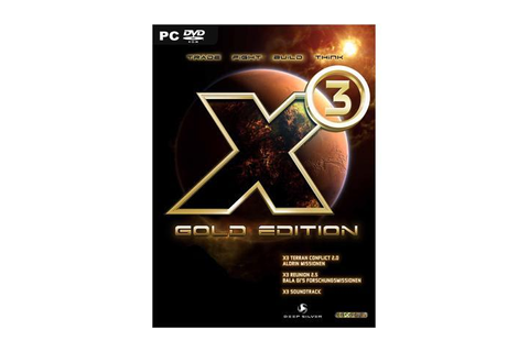 X3 Terran Conflict Gold PC PC Game - Newegg.com