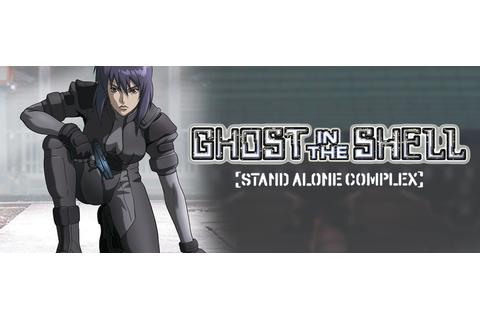 Ghost In The Shell: Stand Alone Complex TV Show Episodes ...