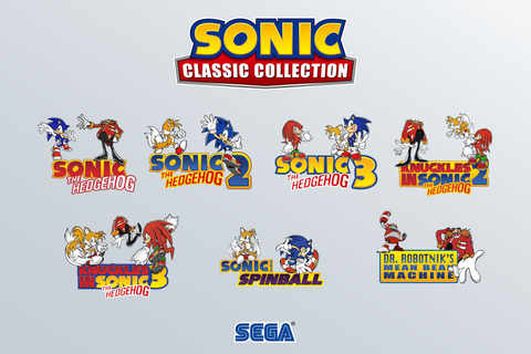 Sonic Classic Collection – The Sonic Stadium