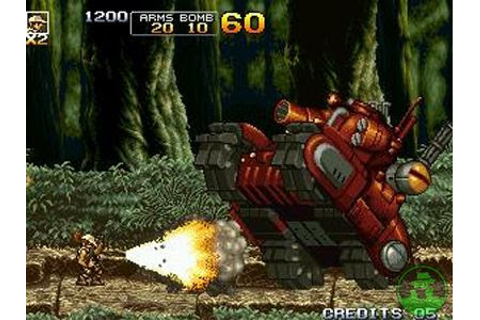 PC Games: Metal Slug 5