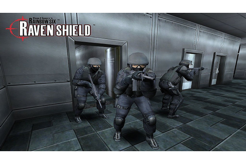 Tom Clancy's Rainbow Six 3: Raven Shield Free Download ...