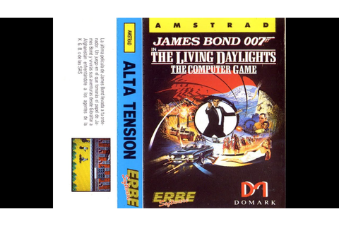 Living Daylights (Domark) (1987) - Amstrad CPC - YouTube