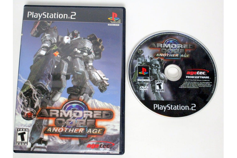 Armored Core 2 Another Age game for Playstation 2 | The ...