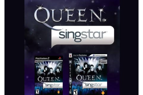 SingStar Queen now available for PS2 and PS3 - TechShout