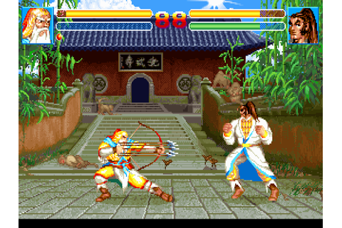 Download Sango Fighter 2 | DOS Games Archive