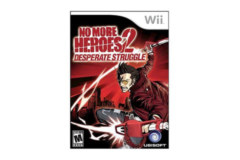 No More Heroes 2 Wii Game - Newegg.com