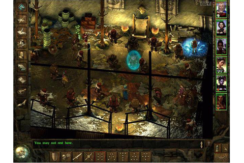 Icewind Dale: Heart of Winter - screenshots gallery ...