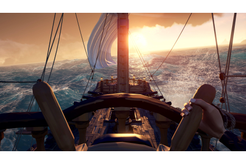 'Sea Of Thieves' Is Not A Game For Solo Players