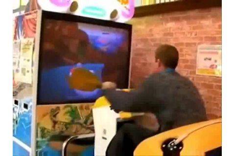 Rapid River - Arcade Game - YouTube