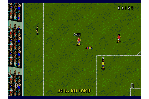 World Cup USA 94 (USA, Europe) ROM