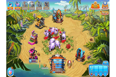 Farm Frenzy: Heave Ho on Qwant Games