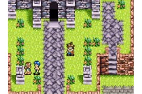 Lufia : The Ruins of Lore - Game Boy Advance Game