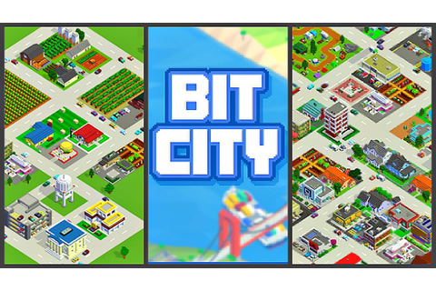 Bit City Gameplay - YouTube