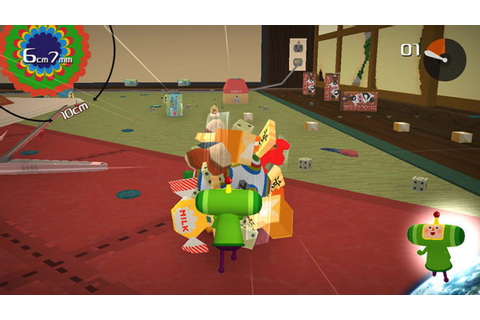 Katamari Damacy Reroll announced for Nintendo Switch ...